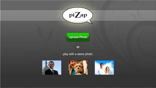 piZap : du montage photo rigolo en ligne