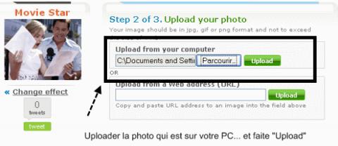 Liste de sites pour réaliser des montages photos en ligne