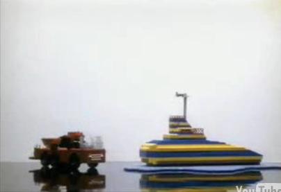LEGO utilisait déjà le stop motion dans les 70's