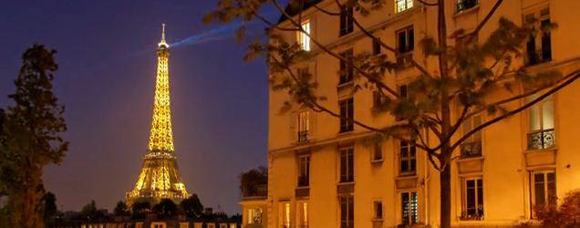 Timelapse de Paris