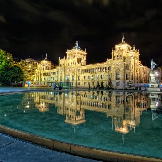 Plaza Zorrilla de Valladolid