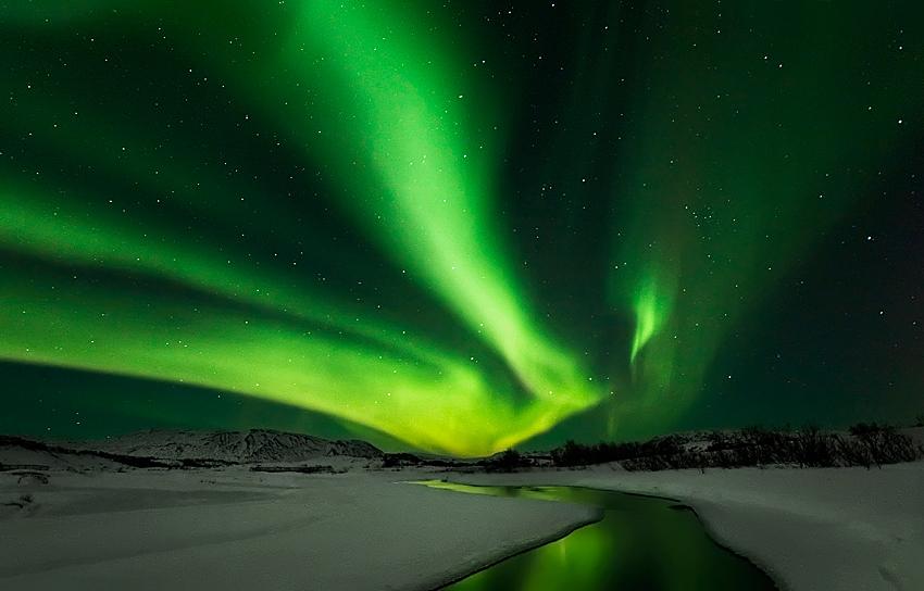 Photo du week-end #1 : Aurora Borealis