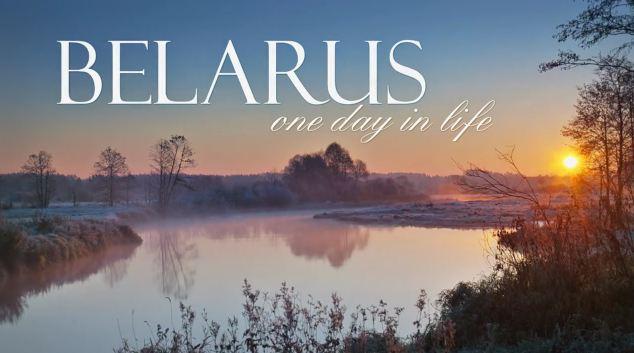 Time lapse de la Biélorussie – Un jour dans la vie