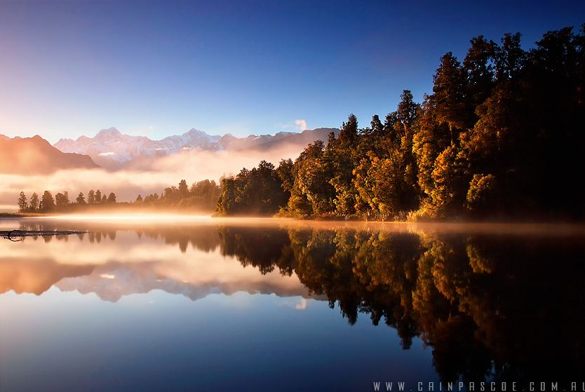 Photo du jour #80 : Lake Matheson