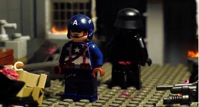 Lego captain america - Jeux de captain america gratuit ...