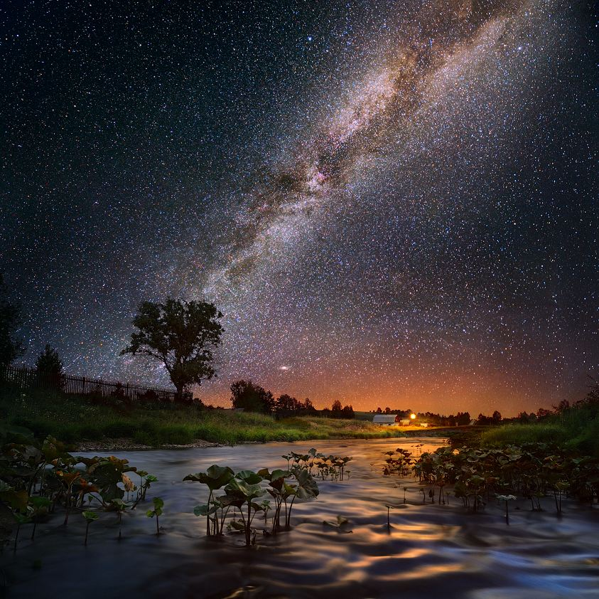 Photo du jour #118 : Milky Way