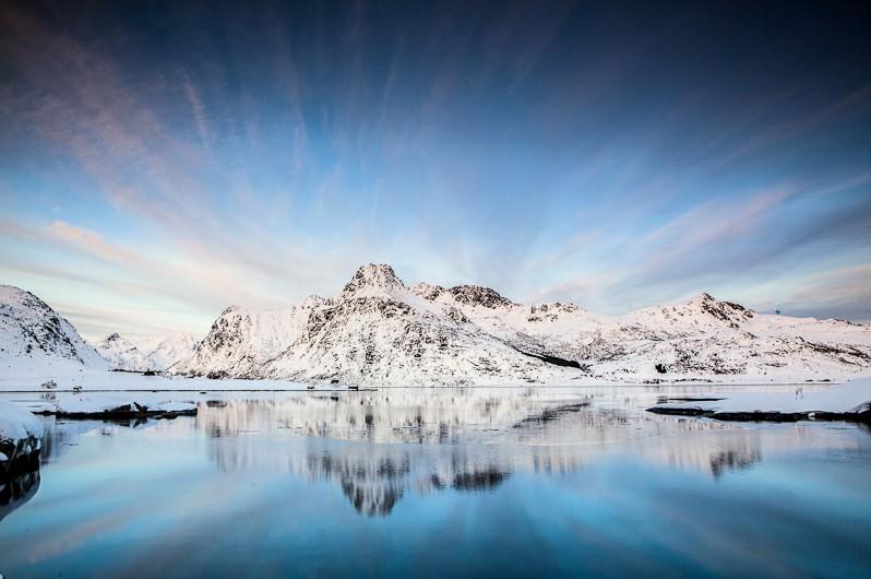 Photo du jour #136 : Norwegian reflections