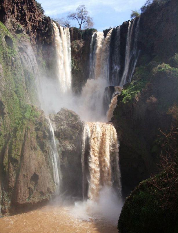 Photographie du jour #146 : The Ouzoud Falls