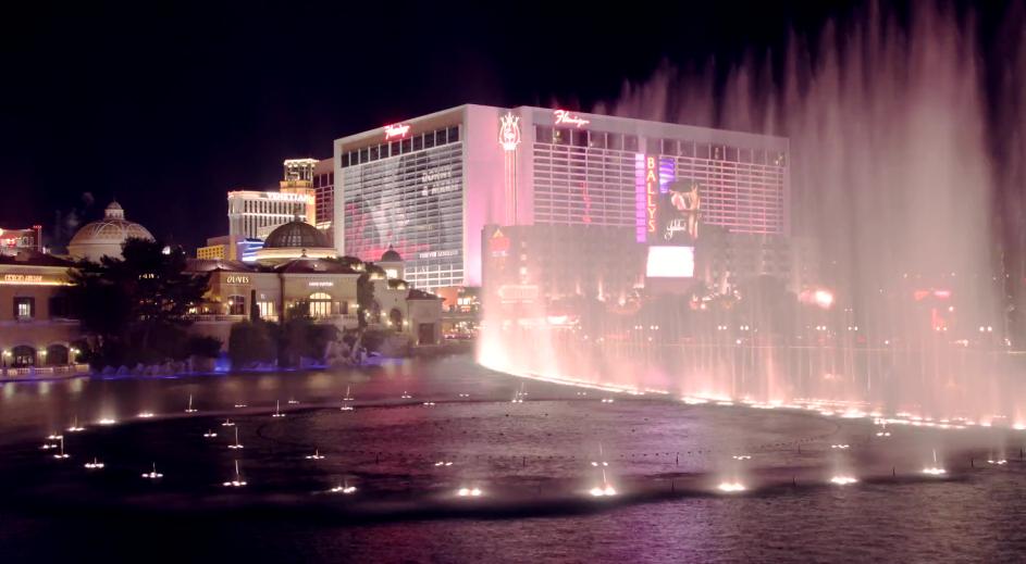 Time lapse de Las Vegas