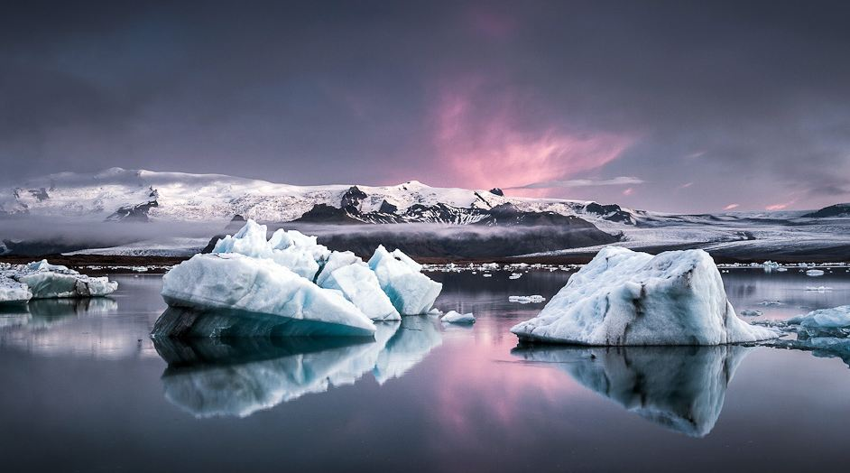 Photographie du week-end #43 : The Glacier Lagoon