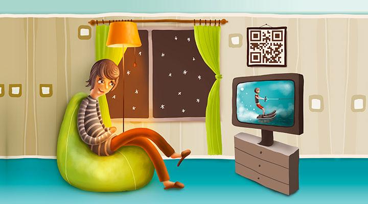 Illustrations créactives et colorées par l'artiste Fil Dunsky