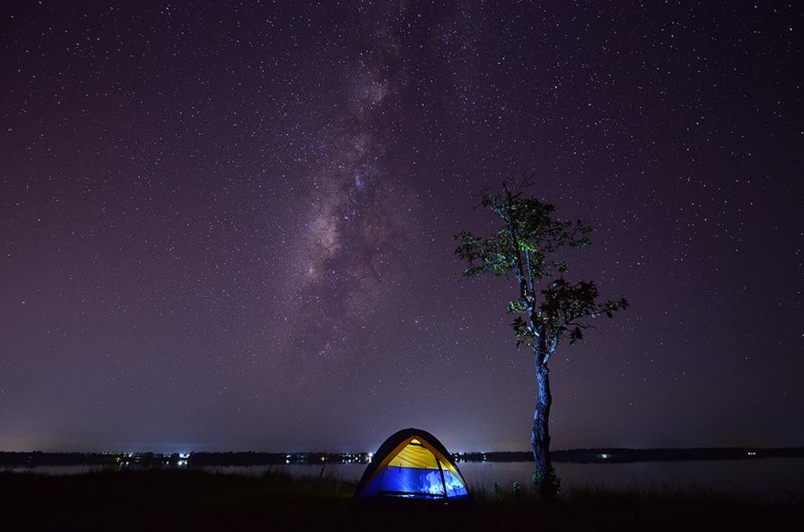 Photographie du jour #209 : Milky Way