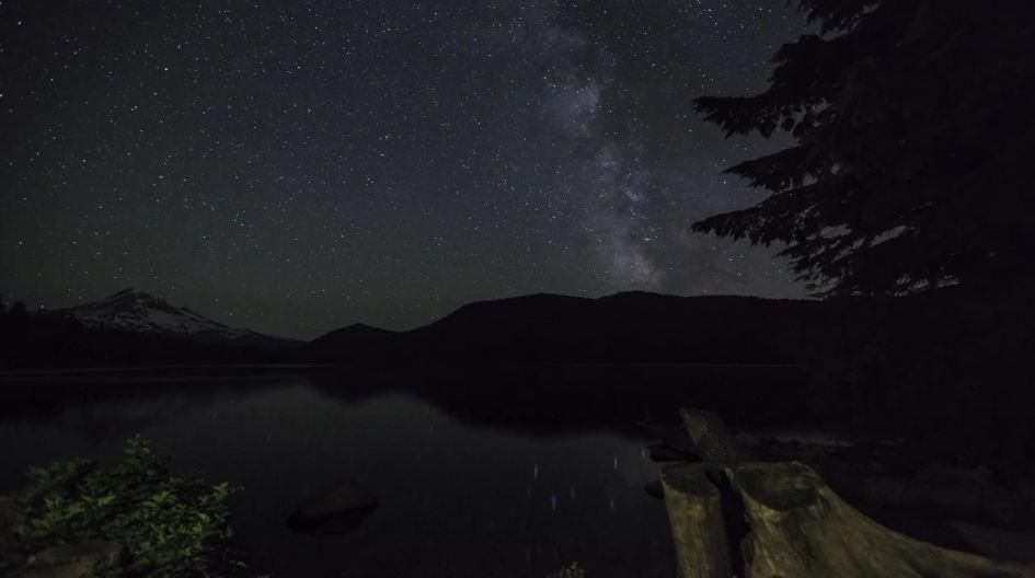 Magnifique time lapse du Pacific Northwest