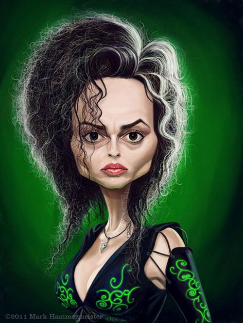Caricatures de l'artiste Mark Hammermeister