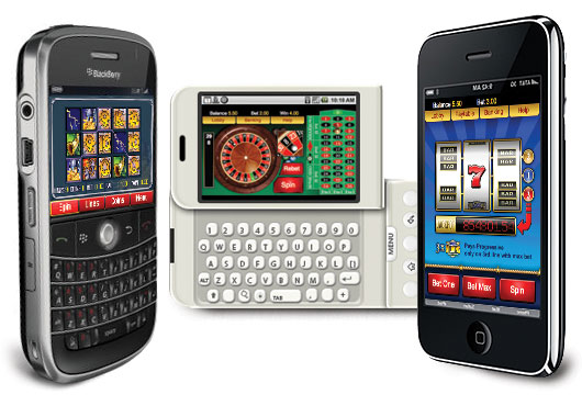 Casino et les téléphone portables