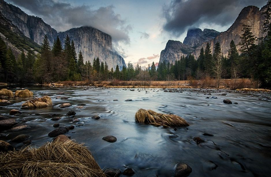 Photographie du week-end #45 : The Dark Flow – Yosemite