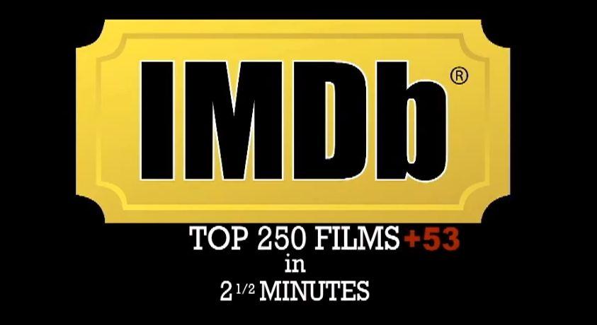 Compilation des 303 meilleurs films de tous les temps