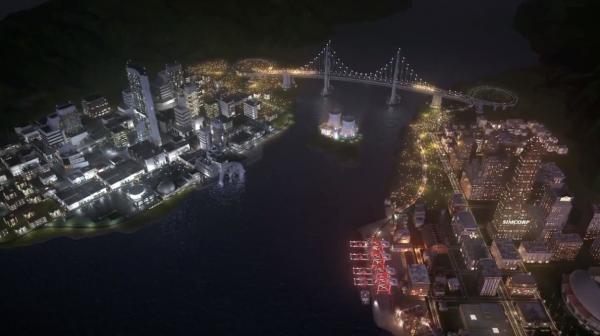 Sim City   Nouvelle vidéo commentée du gameplay
