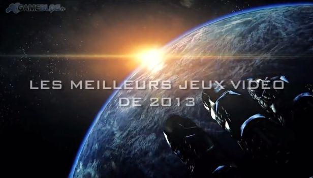 Vidéo des futurs meilleurs jeux vidéo de 2013