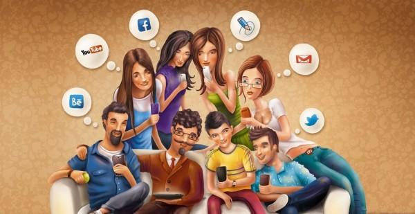 La valeur des nouveaux réseaux sociaux