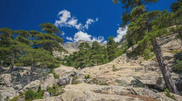 Time lapse de la Corse