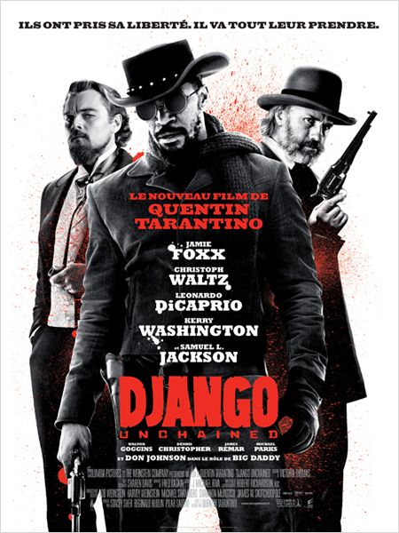 Django Unchained – Critique du film