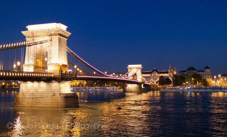 Photographie du jour #279 : Budapest By Night