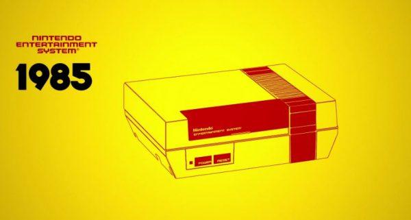 Histoire de Nintendo racontée en une vidéo