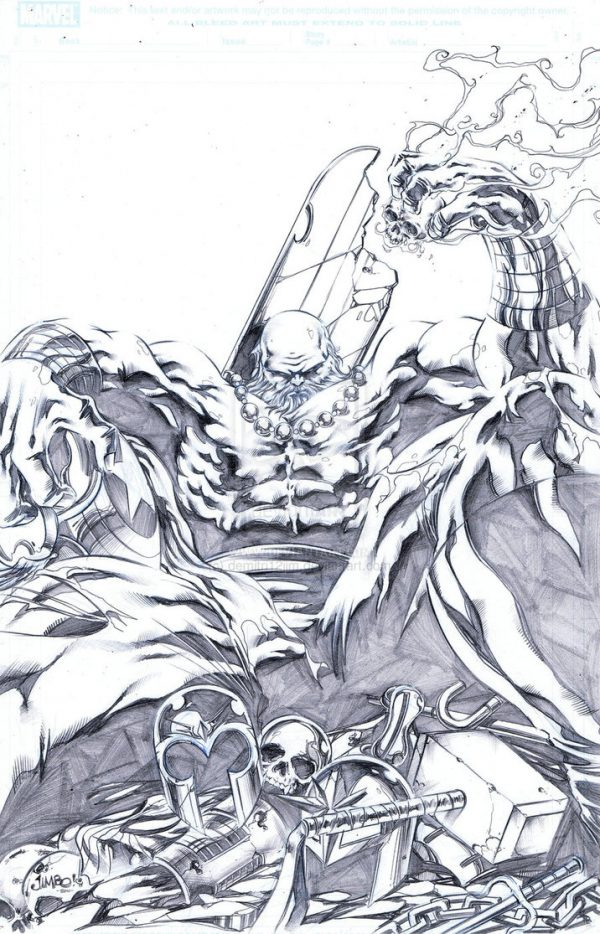 Les dessins de lartiste Jimbo Salgado alias demitri12jim