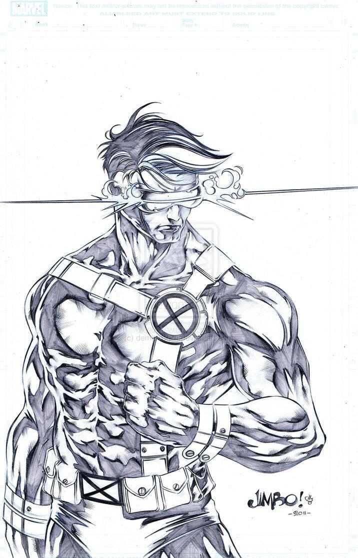 Les dessins de l'artiste Jimbo Salgado alias demitri12jim