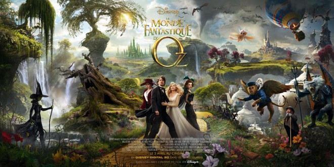 Le monde fantastique d'Oz – Critique du film