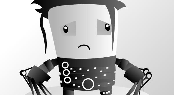 Illustrations cartoons de personnages de jeux-vidéo / films par Daniel Mead