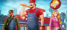Grand Thelft Mario : Quand Mario rencontre le monde de GTA