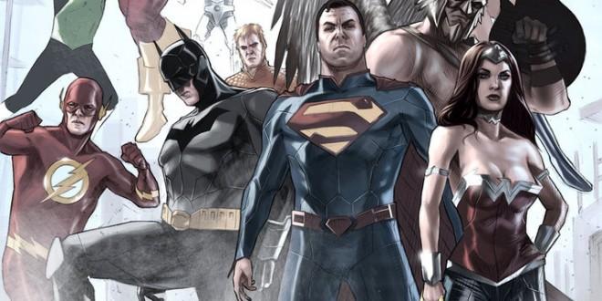 Les illustrations de super-héros par Bentti Bisson