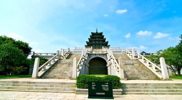 Time lapse sur la beauté de la Corée - Asie