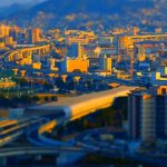 time-lapse-nagasaki-japon-tilt-shift