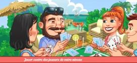 Partons à la découverte du jeu Facebook «Belote en ligne»