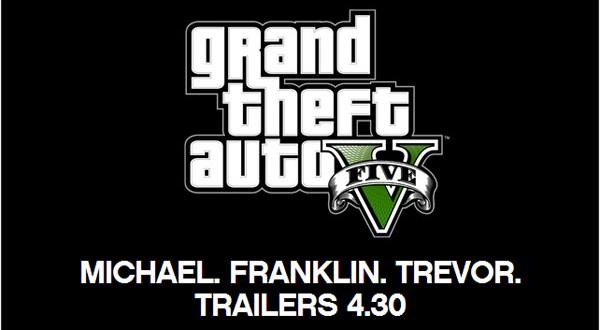 3 nouveaux trailers pour GTA V ! Michael, Franklin et Trevor