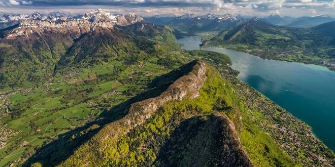 Photographie du jour #367 : Lac d'Annecy