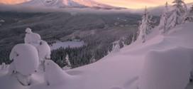 Photographie du jour #355 : Mt. Hood Winter