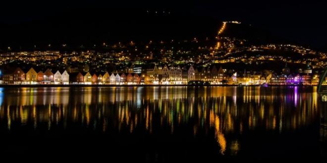 Time lapse de Bergen & Geilo – Norvège