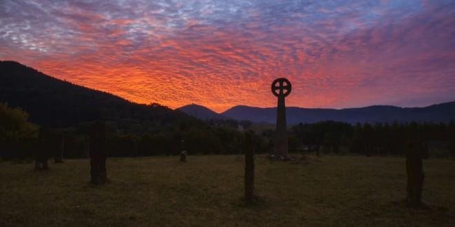Time lapse des Monts Métallifères –  République tchèque