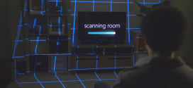 Le futur de la Xbox avec une vidéo d'Illumiroom de Microsoft