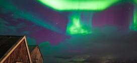 Les beauté des Aurores Polaires d'Arctique en vidéo