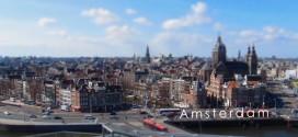 Vidéo sur l'Europe en miniature – Time lapse en Tilt Shift