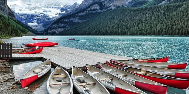Photographie du jour #419 : Lac Louise