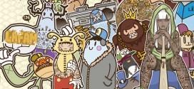 Les illustrations marrantes de l'artiste ExoesqueletoDV