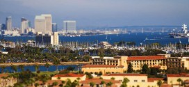 La beauté de San Diego en time lapse et tilt shift