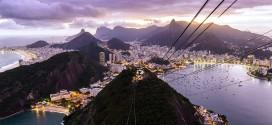 La beauté de Rio de Janeiro en time lapse