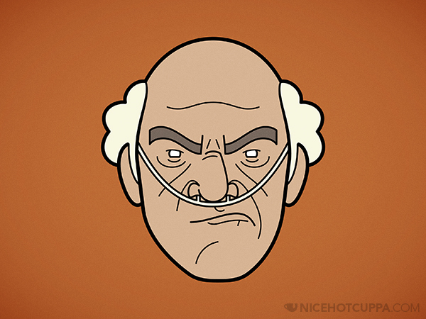 Faces of Breaking Bad: Hector Salamanca